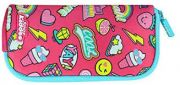 Smily Kiddos Fantasy Mini Pencil Pouch  (Pink)