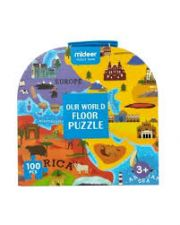 Smilly Kiddos OUR WORLD FLOOR PUZZLE