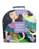 Smilly Kiddos Puzzle-Sleeping Beauty