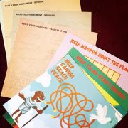 Activity Sheets- Indian Freedom Fighters and Monuments by Saffron Stories